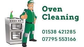 Oven Cleaning Staffordshire